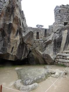 Le temple du condor